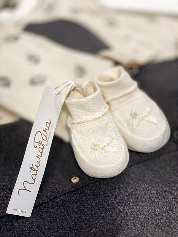 Babyshop - Schuhe aus organischer Baumwolle