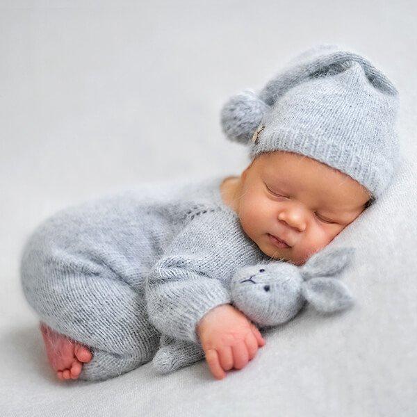 Babyshop - schlafendes Baby