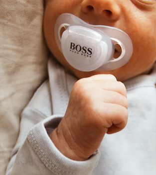 Babyshop - Schnuller Hugo Boss