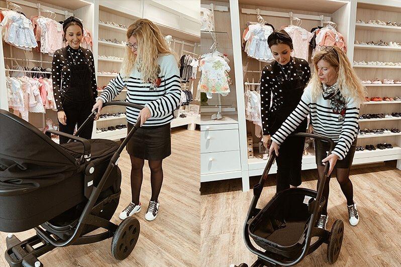 Babyshop - Cybex Kinderwagenberatung