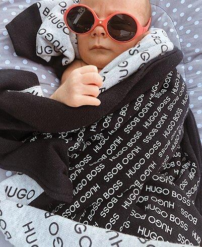 Babyshop - Babydecke Hugo Boss