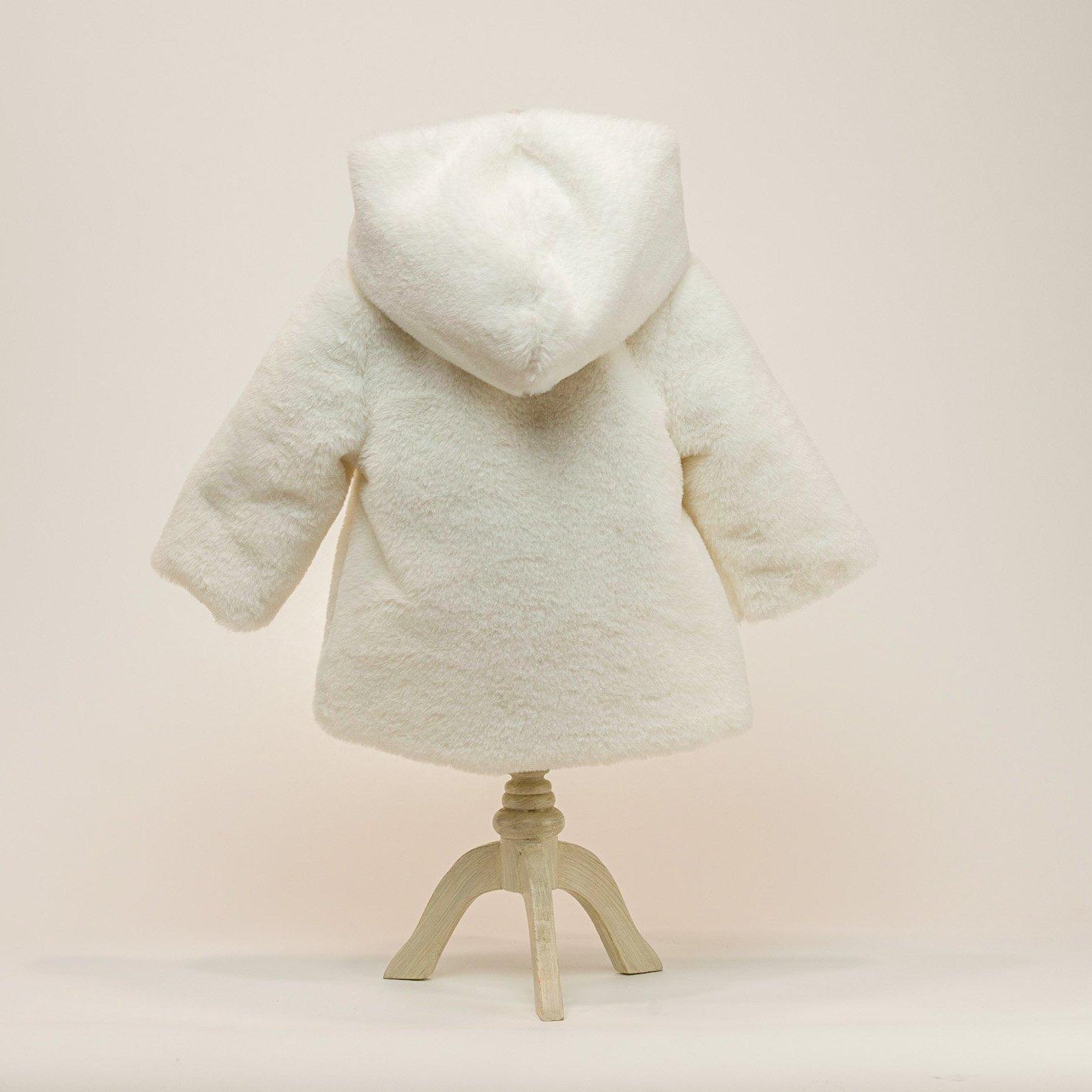 Babyshop - Baby Fellmantel mit Mütze