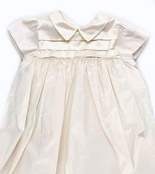 Babyshop - Taufkleid aus Seide